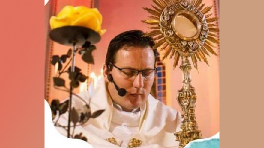 Padre Rudinei Lasch